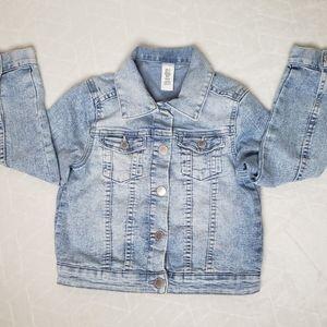 H&M | Girl Denim Jacket sz 6-7